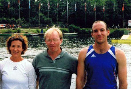 Bertrand hémonic, olivier boivin et claudine leroux ont participé aux jeux olympiques