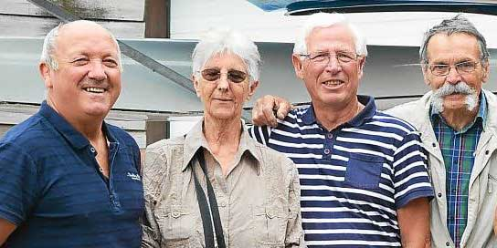 4 présidents du CKCP