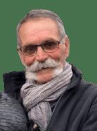 Jean Pierre Laffont, sa vie au CKCP
